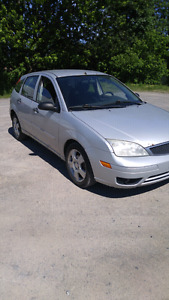 2007ford focus zx5