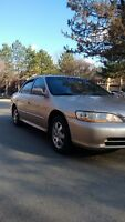2002 Honda Accord Sedan EXL- *NO RUST - Rare 5 Speed