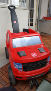 Step 2 Ford F150 2-in-1 (push buggy, riding toy)