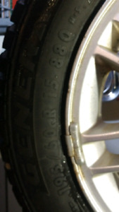 General Altimax Arctic winter tires
