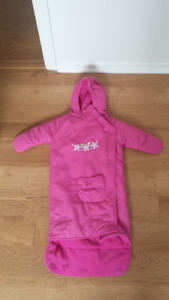 Winter outwear for baby girl