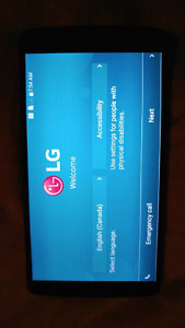 Locked to Rogers - LGG3 with Otterbox case