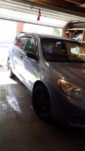 2005 Toyota Matrix (Project Car)
