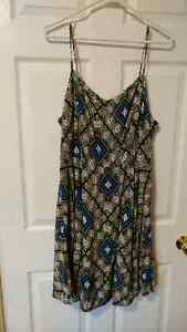 Women's XL old navy sun dress