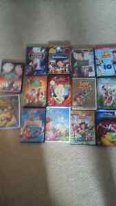 Disney Dvd 14.All in good condition