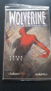 Wolverine  Graphic novels