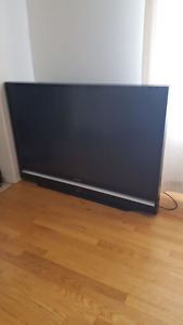 "56"" HD Samsung Tv"