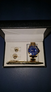 Mens Watch and Gift Box