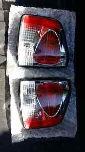 Chevy s10 & gmc sonoma aftermarket tail lights