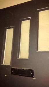 3 interior doors 1 exterior door