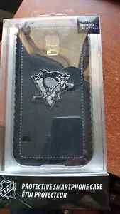 Samsung S5 Pittsburgh Penguin phone cover London Ontario image 1