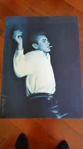 James Dean, Original Lithography from Helenwein Kitchener / Waterloo Kitchener Area image 1