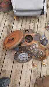 8 cylinder 55 to 57 Chevy 8 cylinder bellhousing