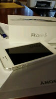 iPhone 5  not a mark   $180 firm  first taker