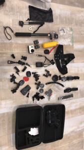 Go Pro Hero 3+ and Accessories