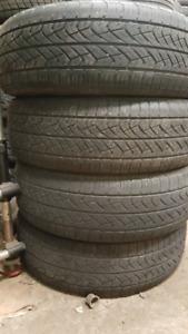 4 pneus yokohama 225/65r17