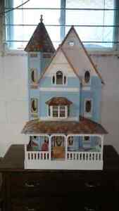 Miniature doll house Sarnia Sarnia Area image 1