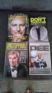 Biographies for sale