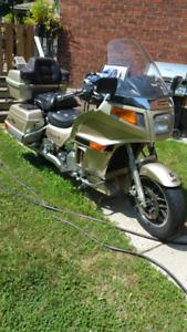 Kawasaki Voyager XII 1989