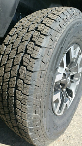 New 265/70R16 Goodyear Advantage All Terrain