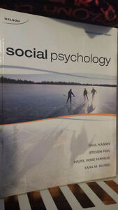 Social Psychology 2nd Canadian Edition West Island Greater Montréal image 1