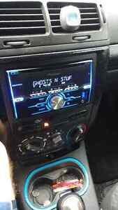Pioneer mix trax deck usb and aux bluetooth