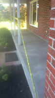 Concrete restoration,  epoxy floor coatings and Removal