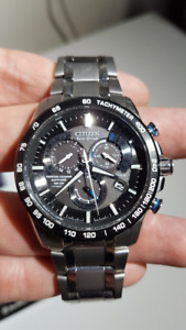 For Sale Citizen Men's Perpetual Chrono A-T Watch.