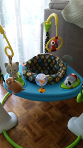 Exersaucer/Jumper - Pet Shop Friends