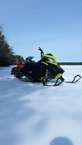 2014 Skidoo Summit ETEC 600 H.O