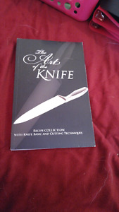 The art of knife book