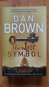 The Lost Symbol-Excellent Condition