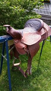 Western Saddles for Sale - ONLY one left