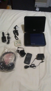(Last day) Portable DVD player (RCA)