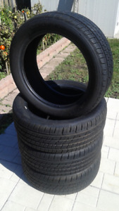 4 Cooper tires for Sale! LIKE NEW!