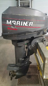 REDUCED  9.9hp Mariner Outboard