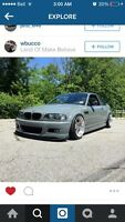 Looking for an M3 E46