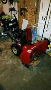 Craftsman 30 inch snowblower