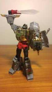 Transformers Masterpiece MP-08 Grimlock (open box)
