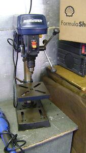 mastercraft drill press $ 40.00