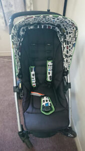 Mamas and Papas Sola Stroller, with Maxi Cosi carseat