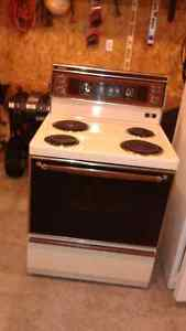 "30"" Electric Range for Sale"