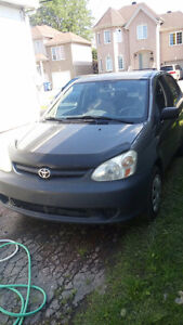 2005 Toyota Echo Berline