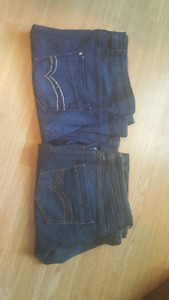 Size 14 Denver Hayes boot cut jeans 2 pairs