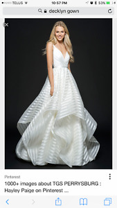 Hayley Paige Decklyn Gown