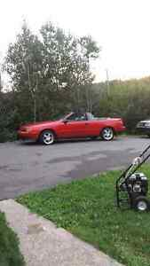 Rare 89 Celica GT convertible 4500.00 firm