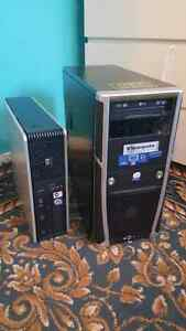 HP dc7900 and Intel core 2 duo - parts