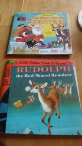 Vintage Story books and records