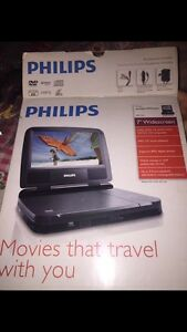 PHILIPS Portable DVD Player Brand new in box