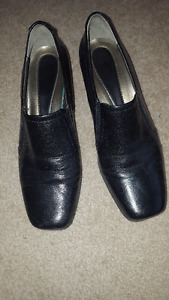 Women's Black Dress Shoes Naturalizer 8.5
